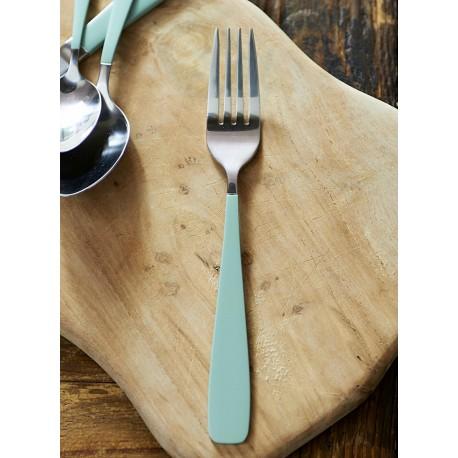 Jídelní vidlička Tiburon RM, zelená