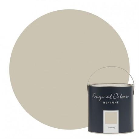 Anglická barva šedá, Dove grey matt, 125 ml