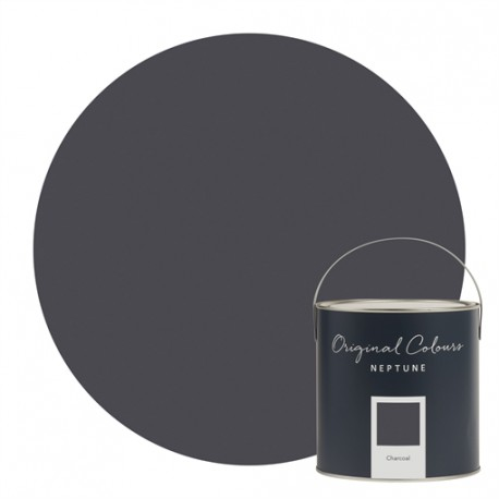 Anglická barva černá, Charcoal eggshell, 125 ml