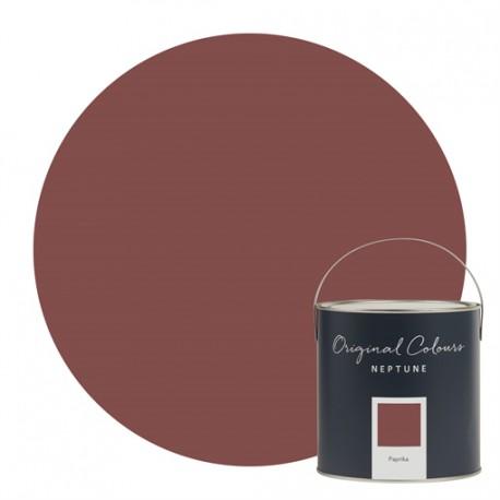 Anglická barva červená, Paprika matt, 2,5 l