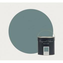 Anglická barva modrá, Aqua Blue matt, 2,5 l