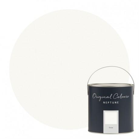 Anglická barva bílá, Snow matt, 2,5 l