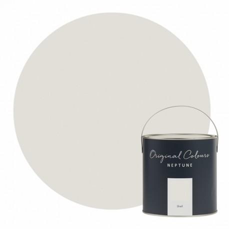 Anglická barva bílá, Shell matt, 2,5 l