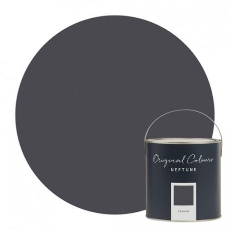 Anglická barva černá, Charcoal matt, 125 ml