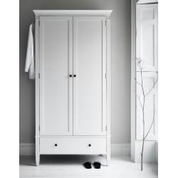 Anglická šatní skříň Larsson