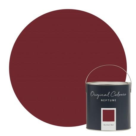 Anglická barva červená, Burnham red eggshell, 2,5 l