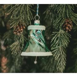 Vánoční zvoneček s posypem